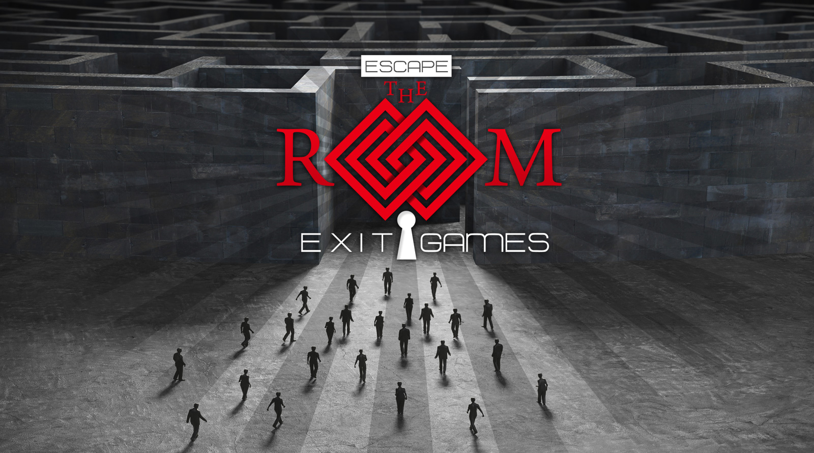 Escape the Room Exit Games Welcome